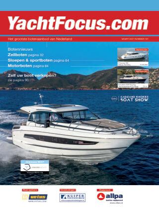 YachtFocus Magazine 197 - Mar 2021