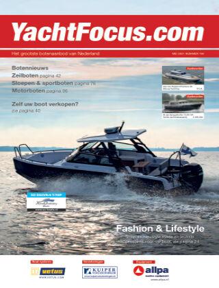 YachtFocus Magazine 199 - May 2021