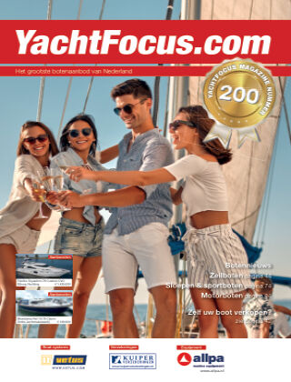 YachtFocus Magazine 200 - Jun 2021