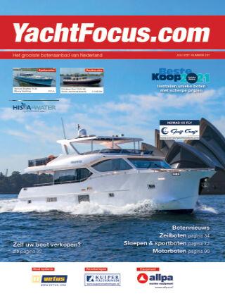 YachtFocus Magazine 201 - Jul 2021