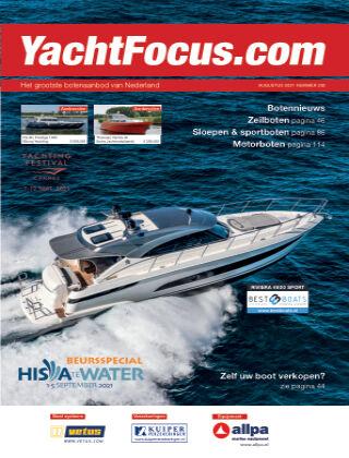 YachtFocus Magazine 202 - Aug 2021