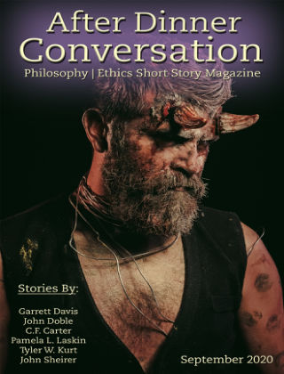 After Dinner Conversation: Philosophy | Ethics Short Story Magazine September 2020