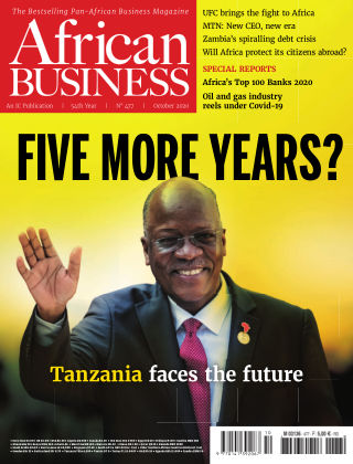 African Business Magazine OCTOBER 2020