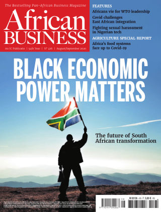 African Business Magazine Aug/Sept 2020