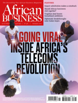 African Business Magazine November 2020