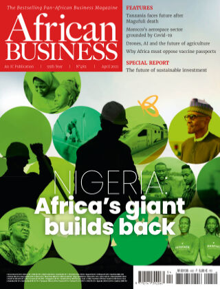 African Business Magazine April 2021
