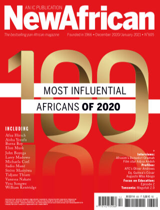 New African Magazine December20-January21