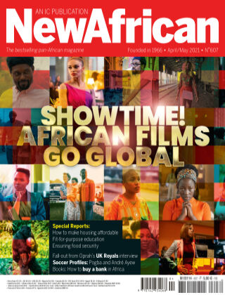 New African Magazine April/May 2021