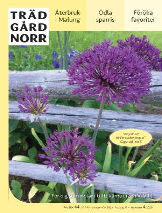 Trädgård Norr 2020-08-14