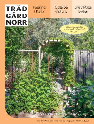 Trädgård Norr 2021-03-26
