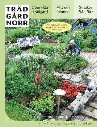 Trädgård Norr 2021-05-28