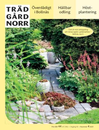 Trädgård Norr 2021-08-13