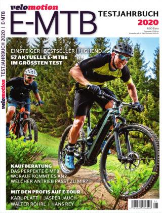 Velomotion Testjahrbuch (E)Bike E-MTB No. 02