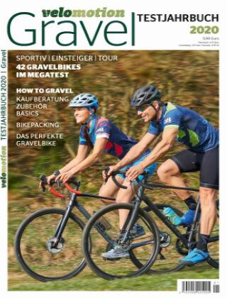 Velomotion Testjahrbuch (E)Bike Gravelbike No. 1