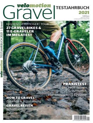 Velomotion Testjahrbuch (E)Bike Gravelbike Ausgabe 2