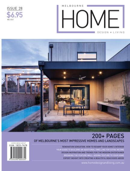 Melbourne Home Design + Living November 05, 2020 13:00