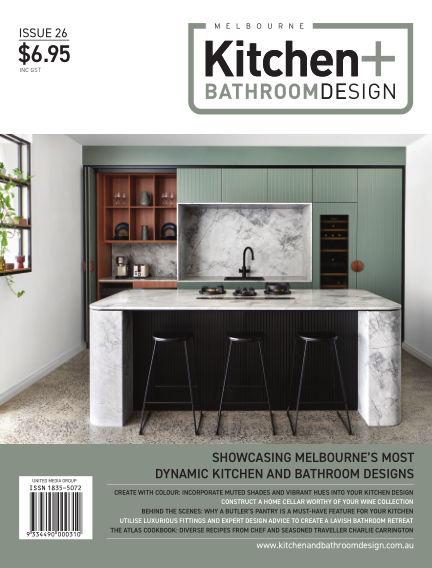 Melbourne Kitchen + Bathroom Design October 08, 2020 13:00