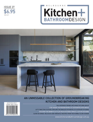 Melbourne Kitchen + Bathroom Design 27