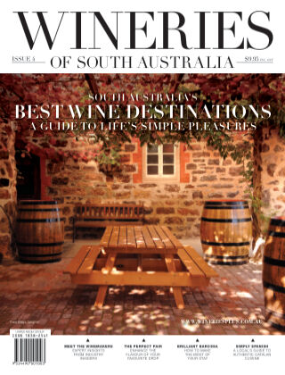 Wineries of South Australia 4
