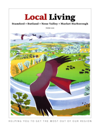 Local Living magazine October 2020