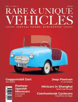 Rare & Unique Vehicles 02