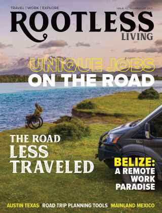 Rootless Living 010 • July/Aug 2021