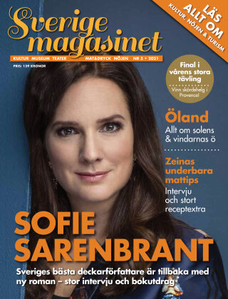 Sverigemagasinet 2021-05-19