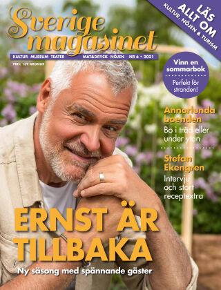 Sverigemagasinet 2021-06-23