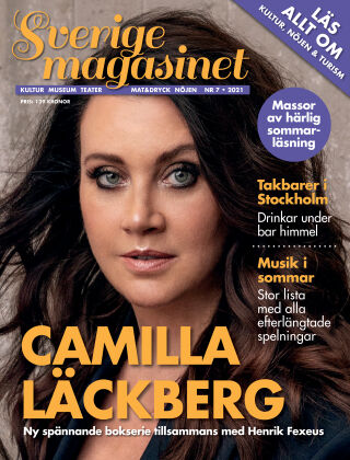 Sverigemagasinet 2021-07-22