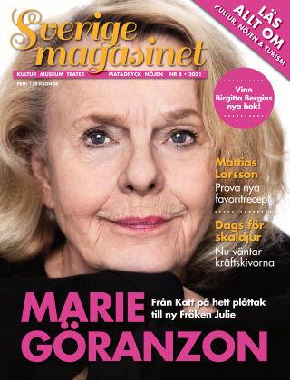 Sverigemagasinet 2021-08-25