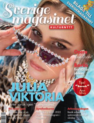 Sverigemagasinet Kulturnytt 2021-08-27