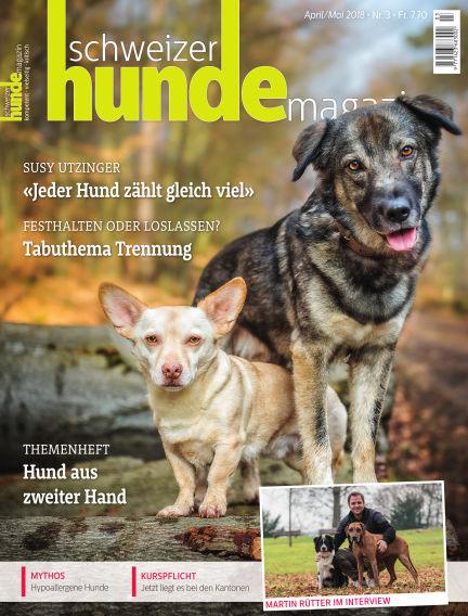 Schweizer Hunde Magazin March 29, 2018 00:00