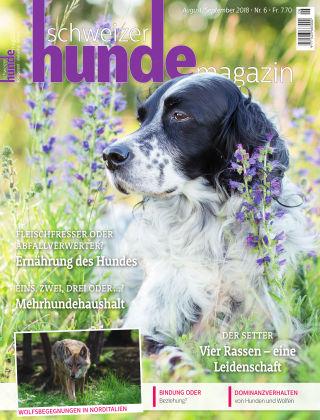 Schweizer Hunde Magazin 6/18