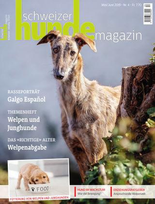 Schweizer Hunde Magazin 4/19