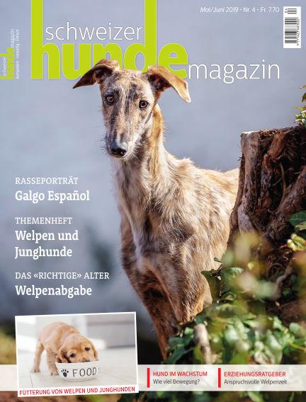 Schweizer Hunde Magazin May 09, 2019 00:00