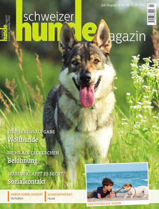 Schweizer Hunde Magazin 5/19