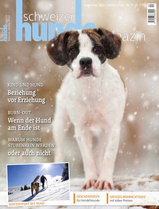 Schweizer Hunde Magazin 9/19