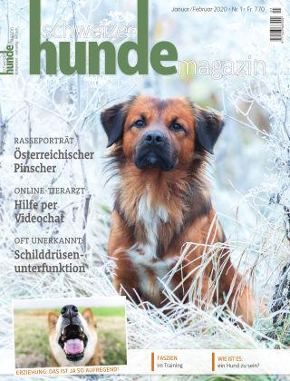 Schweizer Hunde Magazin 1/20