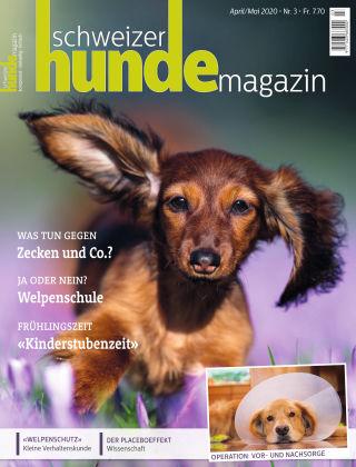 Schweizer Hunde Magazin 3/20