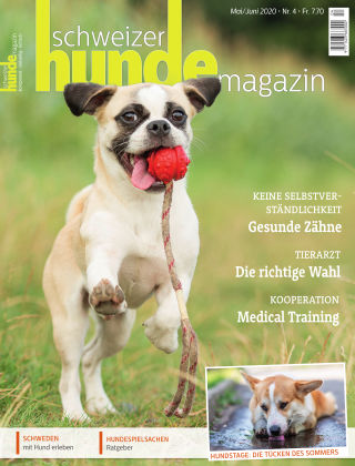 Schweizer Hunde Magazin 4/20
