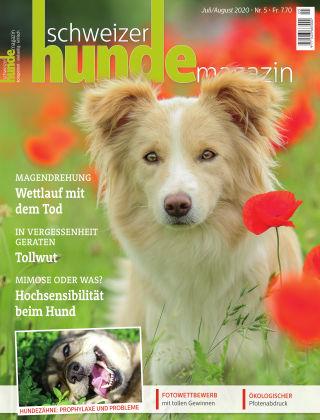 Schweizer Hunde Magazin 5/20