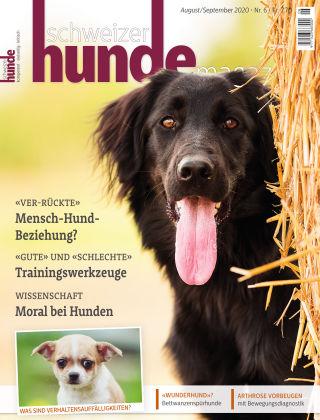 Schweizer Hunde Magazin 6/20