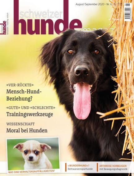 Schweizer Hunde Magazin July 30, 2020 00:00