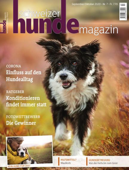 Schweizer Hunde Magazin September 10, 2020 00:00