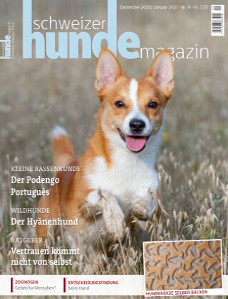 Schweizer Hunde Magazin 9/20