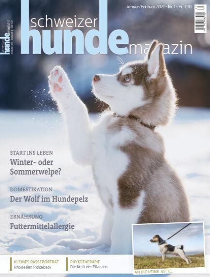Schweizer Hunde Magazin January 07, 2021 00:00