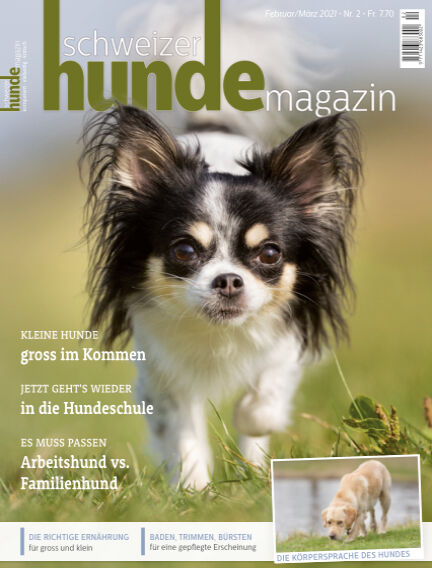Schweizer Hunde Magazin February 11, 2021 00:00