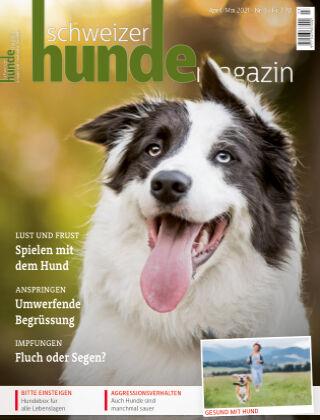 Schweizer Hunde Magazin 3/21