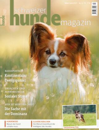 Schweizer Hunde Magazin 4/21