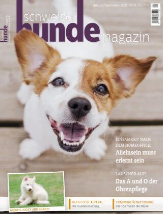 Schweizer Hunde Magazin 6/21